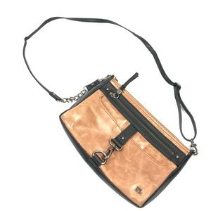 The sak leather crossbody bag
